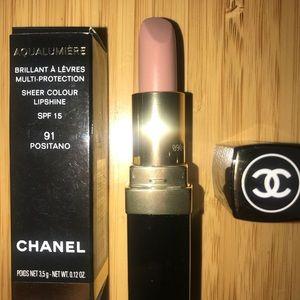 SALE !!!! Chanel Lipstick 91 Positano